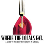 Where The Locals Eat Logo