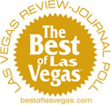 Las Vegas Review-Journal Poll Logo